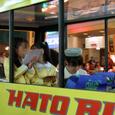 観光バス(はとバス)